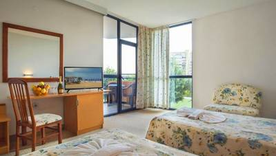 Hotel Marlin Beach - Dovolenka Bulharsko   CK FIFO 2673f313fe6