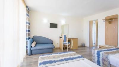 Bulharsko - Slnečné pobrežie - Hotel Longoza - izba b01cd92a87d