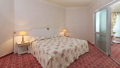 Bulharsko - Slnečné pobrežie - Hotel Planeta - izba Junior Suite 7a504c9b36d