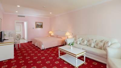 Bulharsko - Slnečné pobrežie - Hotel Planeta - izba Superior 83e9673af95