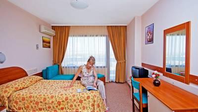 Bulharsko - Slnečné pobrežie - Hotel Burgas Beach - izba ad93364183f