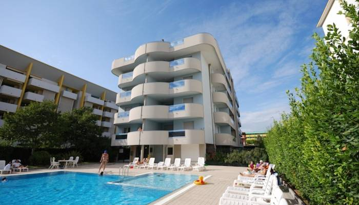 5b4cdd860 Taliansko - Bibione - Spiaggia - Rezidencia Eurostar ...