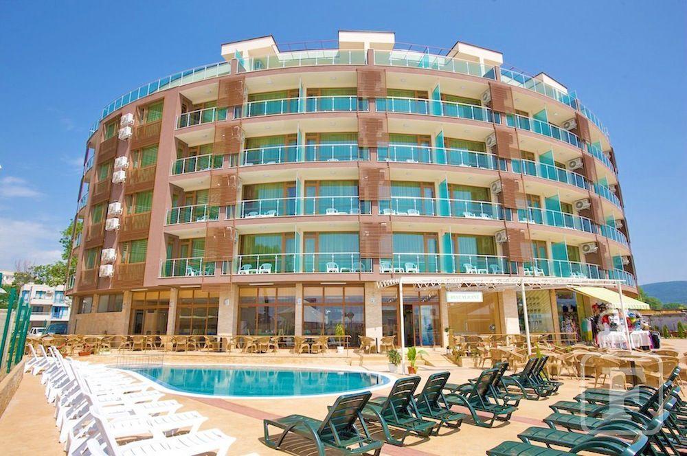 Bulharsko - Slnečné pobrežie - Hotel Briz Beach ... 26bccac1b79