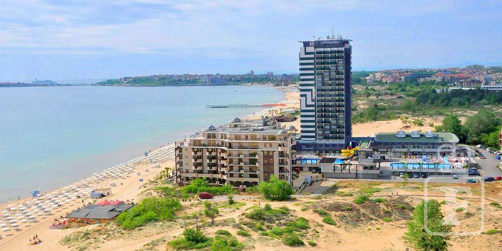 Bulharsko - Slnečné pobrežie - Hotel Burgas Beach ... 7a71f1909dc