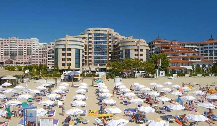 Hotel Marlin Beach ****